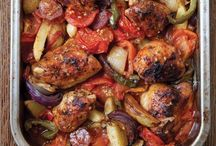 Recipe Chicken Onion And Peppers