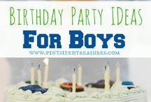 Kids Parties - Games and Activities / Fun and games for parties - not just for kids!