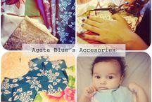 Agata Blue's Accesories