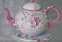 Miss Tea Pot