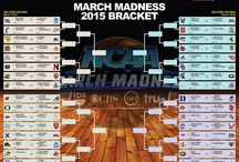March Madness 2015 / NCAA March Madness 2015 updates / by CalvinAyre.com