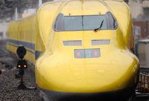 新幹線(Bullet train)