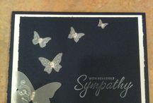 Sympathy cards / by Kim Bright