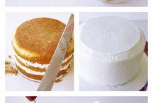Cake cake cake / by Brianne Pegoraro