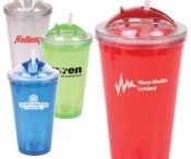 Promotional Tumblers / Promotional tumblers earn a prominent spot in the lives of a multitude of users. Whether it's for your morning coffee or some supper time wine, a tumbler custom printed with your logo is one of the most efficient ways of getting some on-the-go brand promotion. One of the most frequently used promotional items available, your promotional tumblers are sure to impress! / by Pinnacle Promotions