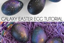 velikonoční vejce plná