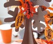 Thanksgiving Decor / by Dawniel Kempton King