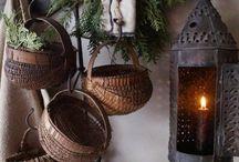 Baskets/korgar