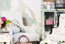 Shabby Chic / by Michele Littell