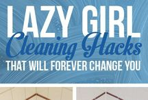Clean House / Household Tips