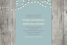 Invites / by Tiffany Farkas