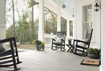 Outdoor Living / Decks, composite decking, wood decks, smoke houses, fireplaces & much more