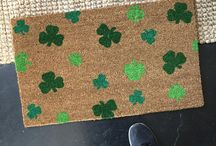 Spring Doormats / Spring doormats and decor for your house.