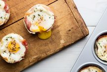 Brunch Recipes / There's no need to wait an hour in line at the hottest brunch spot any longer when you can eat this well at home. Here are simple yet decadent recipes and ideas for biscuits, quiches, muffins, and lots more.