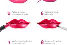 Make Up / Tips y materiales
