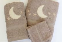 Embroidered Towel Sets