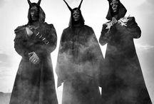 Occult & Dark themes