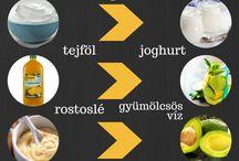 healthy lifestyle / egészséges életmód