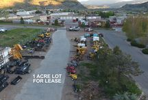 FOR LEASE! TBD Sawyer Dr., Durango, CO 81303 / Listing Broker - Jon Sigillito  FOR LEASE - One acre lot in prime Bodo Park location. Access to Sawyer Dr and adjacent to 989 S. Camino del Rio (Target Rental). One of the few vacant lots for lease in Bodo.