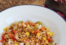 ensaladas y recetas light