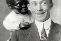 Ventriloquists and their dummies