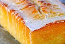 Recipes / Lemon cake