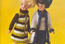puppets/dolls