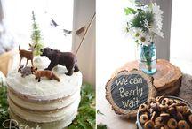 Woodland Animal Birthday