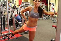 butt Workouts / by Jennifer Garley