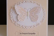 Sympathy cards / by Kathy Laney