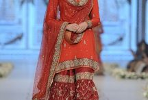 Traditional look gharara