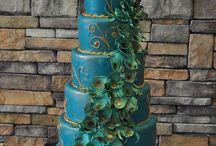 Peacock Weddings / I'm married but I still love weddings :) / by Tyler Cotten