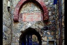 Więzienie apostoła Piotra. Jerozolima, Izrael (To jest bardzo ciekawe)