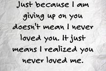 I give u up