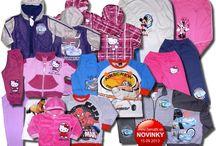 benatti.sk / K obľúbeným výrobkom detského oblečenia patria šaty s ilustráciami známych postavičiek z rozprávok, do ktorých mamičky s obľubou obliekajú svoje deti.  Benatti s.r.o. sa zaoberá práve takýmto druhom tovaru: dovozom, distribúciou a maloobchodným predajom ©Disney a Hello Kitty® detského oblečenia.