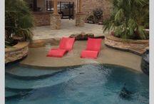 Pool Ideas / by Cynthia Bonner