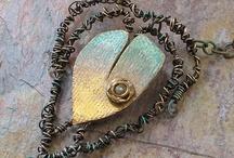Homemade jewelry / by Dawn McGinnis