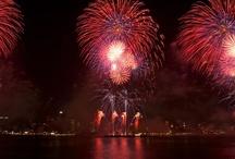 FIRE WORKS..America's 236 birthday