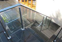 Stairs/balustrades