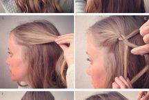 Tutoriais cabelo