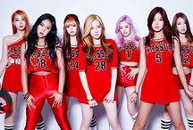 왓썹 [ WA$$UP ] / Members: Nari Sujin Woojoo Jiae  Past Members: Dain Jinju Nada