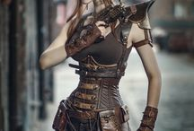 steam/diesel punk