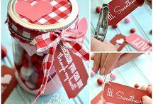 San valentine's ideas / by Angie Rodriguez