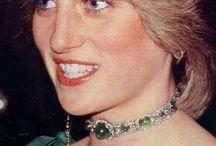 Princess Diana Jewels / Jewels of Princess Diana