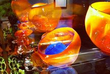 Artistic Glass / Beautiful artistic glass creations / by Marie Wise