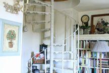 scale chiocciola