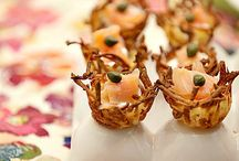 Food- finger and appetisers