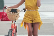♥ my bike / babes on bikes!