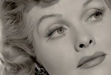 VINTAGE - HOLLYWOOD - LUCILLE BALL / by ROBIN GALIOTO