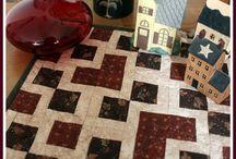 """modèles offerts  par """"les quilts de Barbara"""" / fiches gratuites de la boutique  http://lesquiltsdebarbara.com/topic1/index.html"""